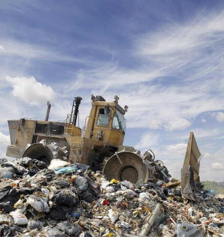 Working together to take control of waste site odours