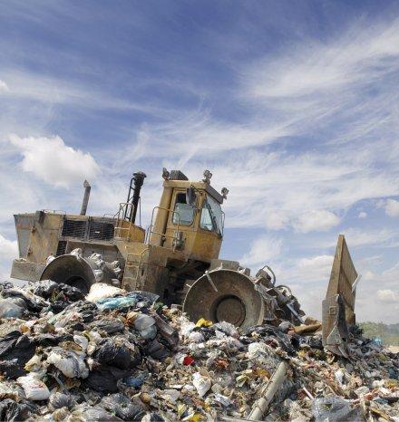 Travaillent ensemble pour prendre le contrôle des odeurs des sites de déchets