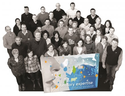 Odournet staff deliver tailored sensory expertise worldwide