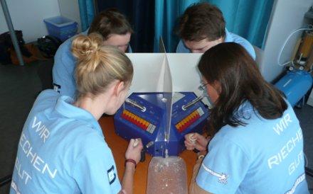 A Odournet opera 7 laboratórios de medição sensorial de odores.