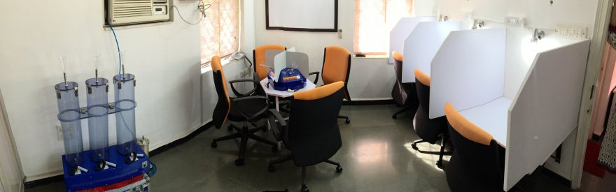 The first-of-its-kind odour laboratory in India
