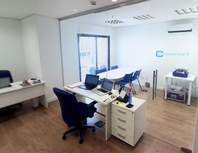 Odournet Brasil lab
