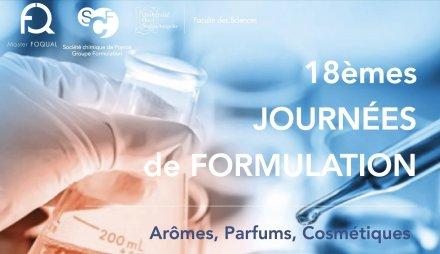 JOURNÉES de FORMULATION